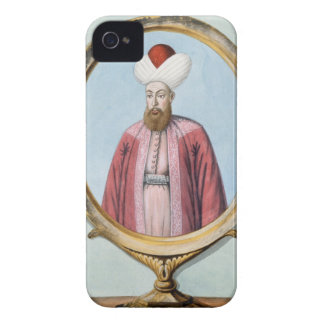 Amurath (Murad) I (1319-89), sultán 1359-89, de Case-Mate iPhone 4 Cárcasas