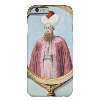 Amurath (Murad) I (1319-89), sultán 1359-89, de Funda Para iPhone 6 Barely There