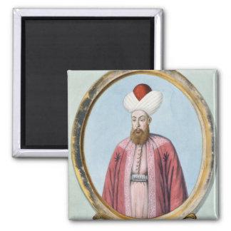 Amurath (Murad) I (1319-89), sultán 1359-89, de Imán Cuadrado