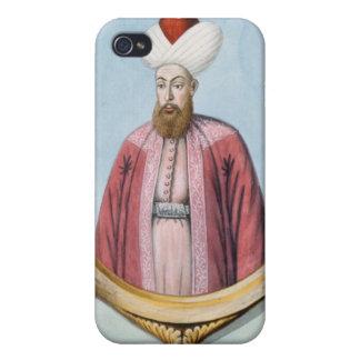 Amurath (Murad) I (1319-89), sultán 1359-89, de iPhone 4/4S Carcasa