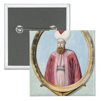 Amurath (Murad) I (1319-89), sultán 1359-89, de Pin Cuadrado