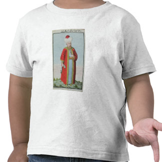 Amurath (Murad) II (1404-51) Sultan 1421-51, from Shirt