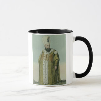 Amurath (Murad) III (1546-95) Sultan 1574-95, from Mug