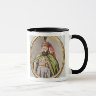 Amurath (Murad) IV (1612-40) Sultan 1623-40, from Mug