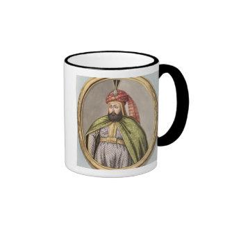 Amurath (Murad) IV (1612-40) Sultan 1623-40, from Ringer Coffee Mug