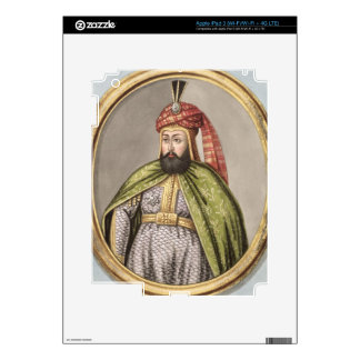 Amurath (Murad) IV (1612-40) Sultan 1623-40, from Skin For iPad 3