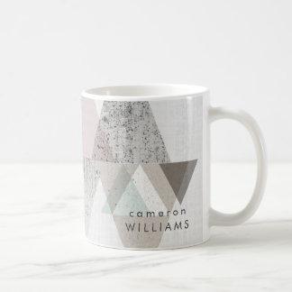 Amuse II   Geometric Modern Coffee Mug