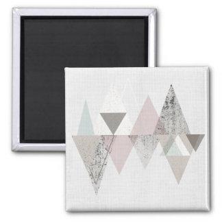 Amuse II | Geometric Modern Magnet
