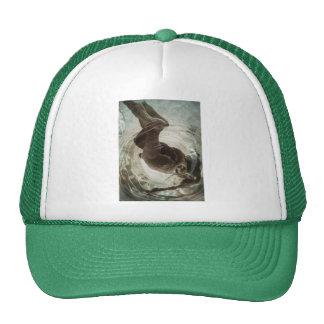 Amused and unglued cap trucker hat