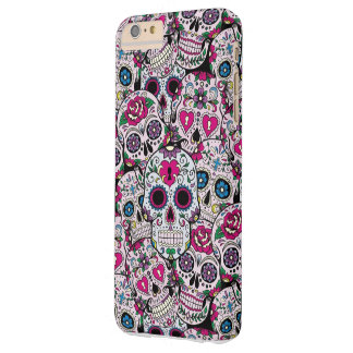 Amused skulls barely there iPhone 6 plus case