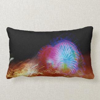 Amusement Chaos Lumbar Pillow