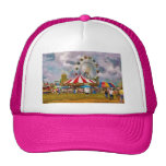 Amusement - Look at all the excitement Mesh Hats