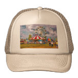 Amusement - Look at all the excitement Trucker Hat