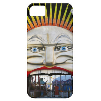 Amusement Park Entrance - Crazy Face iPhone SE/5/5s Case