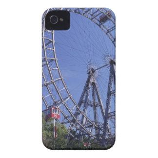 Amusement park iPhone 4 case
