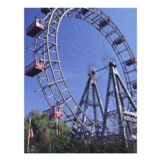 Amusement park letterhead