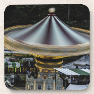 Amusement Park Merry Go Round Ride Photo Coasters