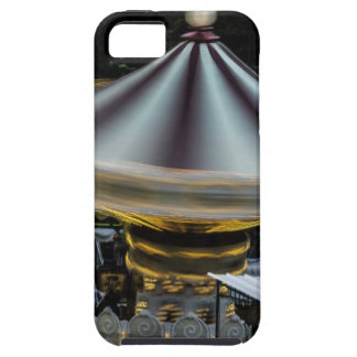 Amusement Park Merry Go Round Ride Photo iPhone 5 Covers