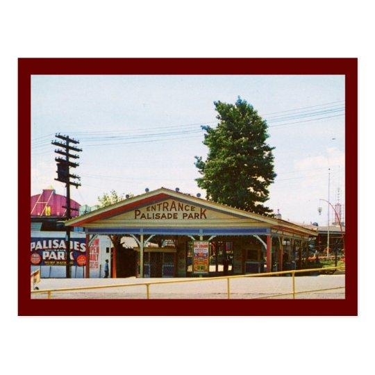 Vintage Park: Amusement Park, Palisades Park, New Jersey Vintage