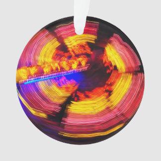 Amusement park spinning wheel