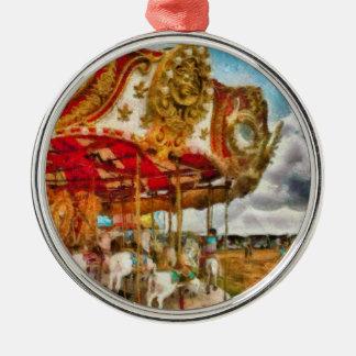 Amusement - The Merry-go-round Ornaments