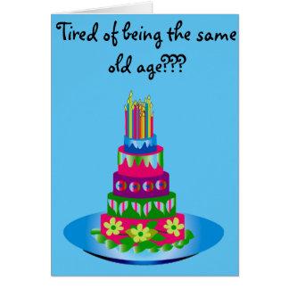Amusing Birthday Card