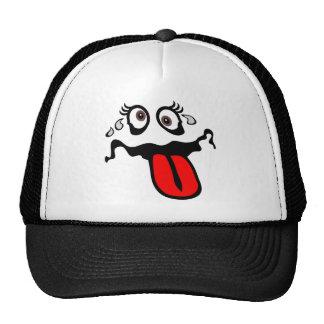 Amusing Cartoon Character Trucker Hats