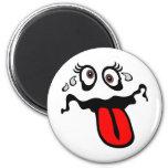 Amusing Cartoon Character Magnet