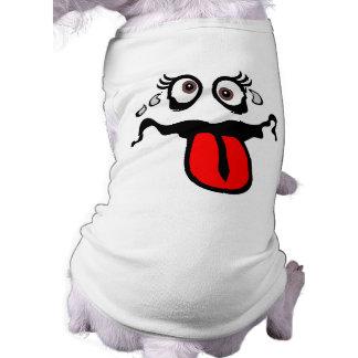 Amusing Cartoon Character T-Shirt