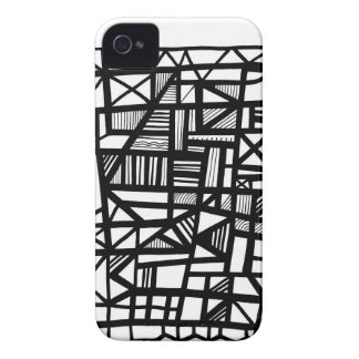Amusing Enthusiastic Persistent Tranquil iPhone 4 Cover