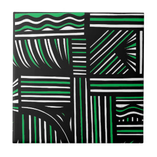 Amusing Thriving Exuberant Yummy Small Square Tile