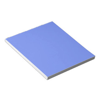 Amusingly Popular Blue Color Notepad