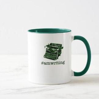 #amwriting mug