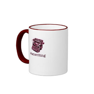 #amwriting ringer mug
