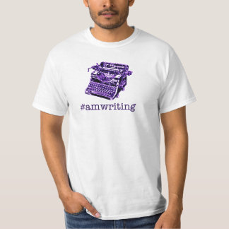 #amwriting T-Shirt