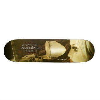 Amy24Seven Skateboard Featuring Amy Nicoletto