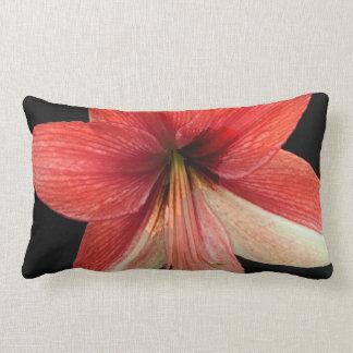 Amy Amaryllis Lumbar Pillow