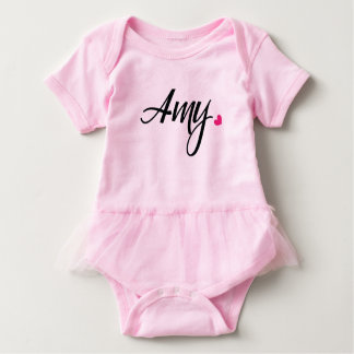 Amy Baby Bodysuit