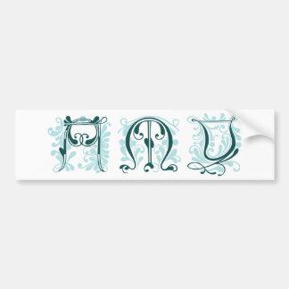 Amy Bumper Sticker