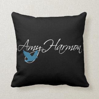 Amy Harmon Throw Pillow
