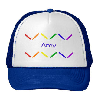 Amy Mesh Hat