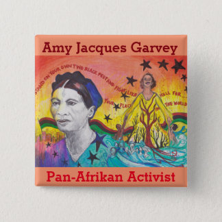 Amy Jacques Garvey Button