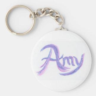 Amy Keychain - personalized