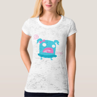 Amy Monster Attack Tee
