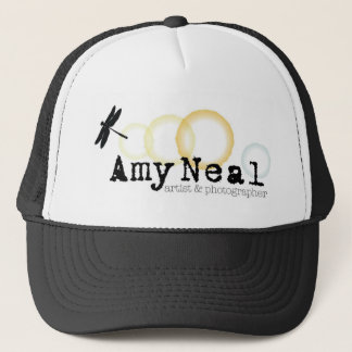 Amy Neal Photography Logo Trucker Hat