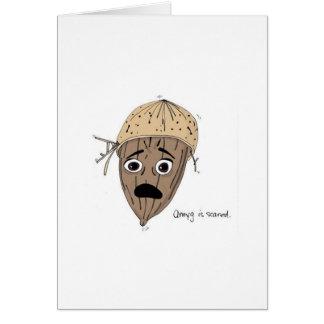 Amygdala Greeting Card