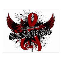 Amyloidosis Awareness 16 Postcard