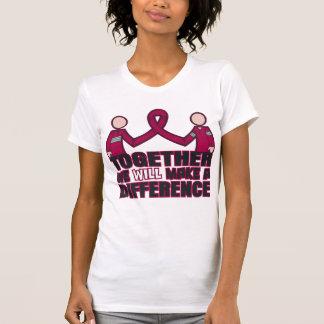 Amyloidosis juntos diferenciaremos tee shirt