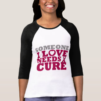 Amyloidosis Someone I Love Needs A Cure Tshirt