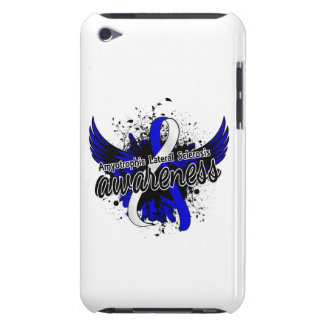Amyotrophic Lateral Sclerosis Awareness 16 Case-Mate iPod Touch Case